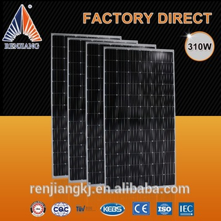 Chinese supplier prices of 310w solar panels in kenya