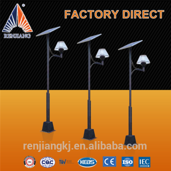 Led Court Road Solar Warning Light