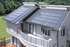 long service life 6KW solar electric power systems whole house solar power system